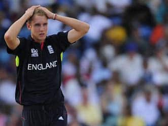 Bell backs jinxed Broad to make impact in World Cup