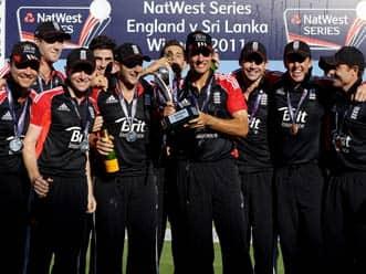 England beat Sri Lanka to win series