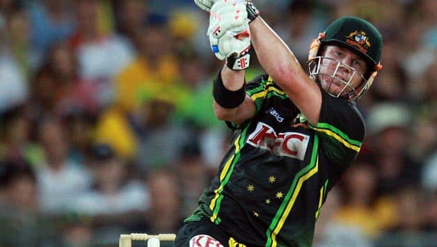 Australia vs Sri Lanka 2012-13: The wicket was two-paced, says David Warner