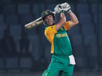 AB de Villiers ruled out of Australia series