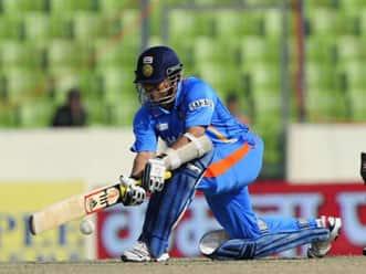 Its selfish to retire when on top: Sachin Tendulkar