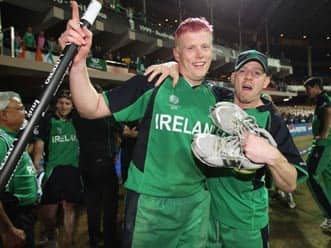 Ireland can break into top 10 in ODIs