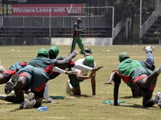 Coach Baptiste realistic about Kenya's World Cup chances