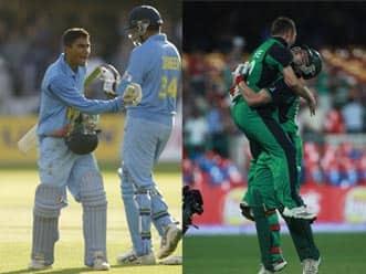 Ireland rekindle India's NatWest Trophy.