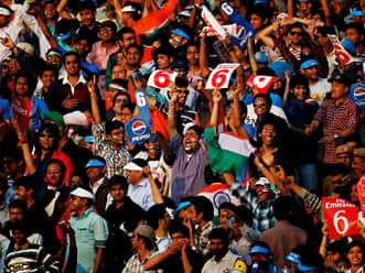 Poor response for second India-England ODI clash