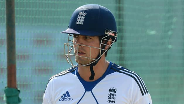 Alastair Cook looks to put India under pressure in first Test
