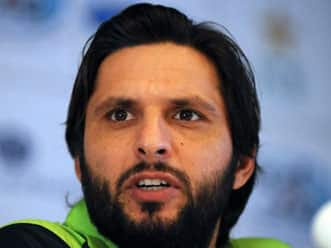 Afridi appeals to Pakistan President for help