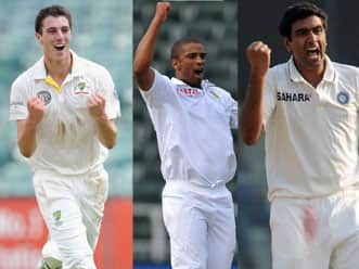 Cummins, Philander & Ashwin come as a new talent