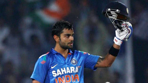 MS Dhoni says Virat Kohli is outstanding player