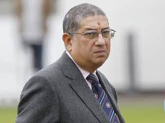 N Srinivasan's son arrested for hitting constable
