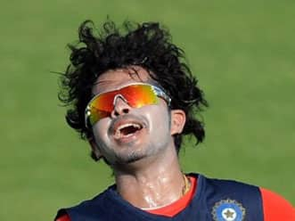 S Sreesanth doubtful for IPL 5