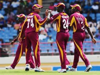 West Indies, New Zealand to play Twenty20s in Florida