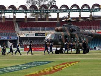 Sri Lankan President gives green signal to side's tour of Pakistan: Reports