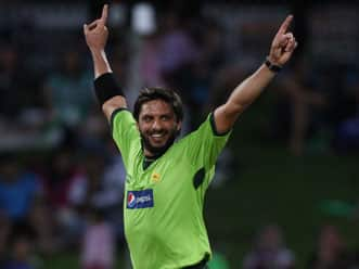 Don't underestimate Pakistan, warns Afridi