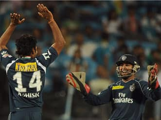 Deccan Chargers seal their first victory against Pune Warriors in IPL 2012