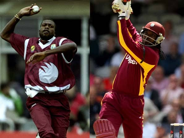 Happy birthday, Curtly Ambrose and Chris Gayle!