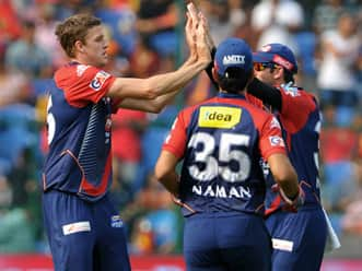 IPL 2012: Chennai Super Kings pose big threat to Delhi Daredevils, says Eric Simmons