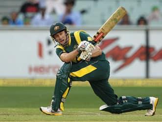 Australia to attack Saeed Ajmal in final ODI, says David Hussey