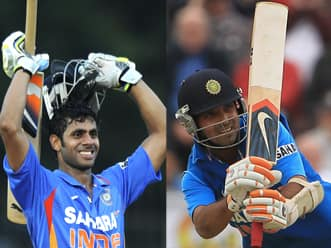 Rahane or Tiwary? One of the many tricky questions Dhoni has to grapple