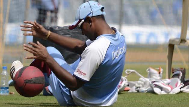 India vs West Indies 2013: Tourists practice ahead of Sachin Tendulkar's farewell match