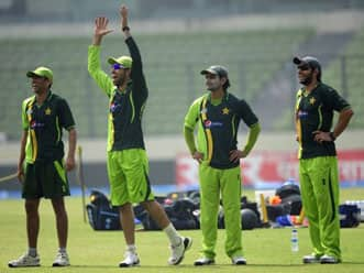 Pakistan gear up for upcoming Sri Lanka tour
