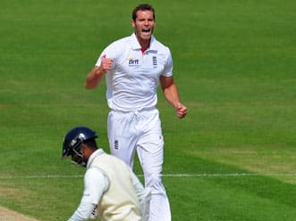 Warne made me toughen up: Tremlett