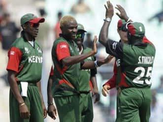 Kenya' series against Namibia shifted to Mombasa
