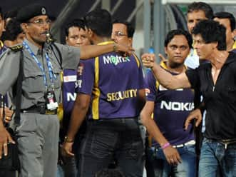 Life-ban decision on Shah Rukh Khan will be taken by IPL Working Committee: Rajiv Shukla
