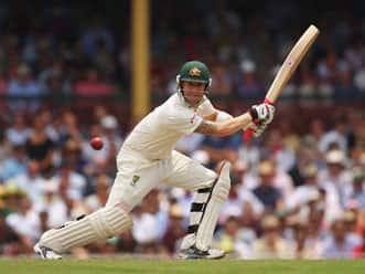 Clarke moves up; Tendulkar, Dravid and Laxman slip in ICC rankings
