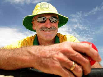 Dennis Lillee a 'role model' for Brett Lee