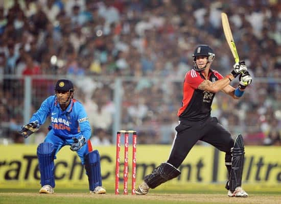 India vs England, One-off T20, Kolkata (Oct 29, 2011)