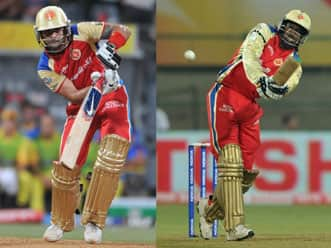 Virat Kohli and Chris Gayle are key players for Royal Challengers Bangalore