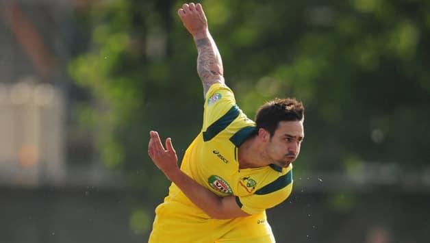 England vs Australia 2013: Mitchell Johnson relishes crowd banter, says Adam Voges