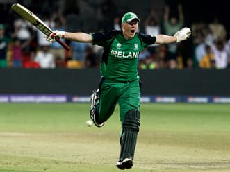 BIGGEST SHOCK OF WORLD CUP: Kevin O'Brien blitz floors England