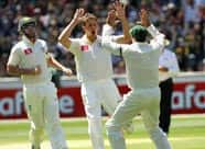 Australia vs India first Test highlights video: Day three, 1st session