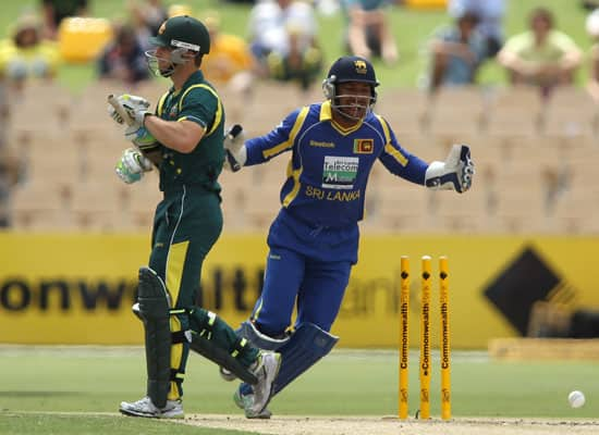 Australia vs Sri Lanka, CB Series 2nd final, Adelaide (Mar 6, 2012)