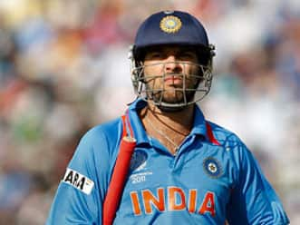 I am to be blamed for not finishing the match: Yuvraj
