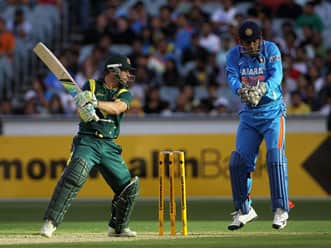 Matthew Wade, Michael Clarke speak after India vs Australia first ODI at MCG