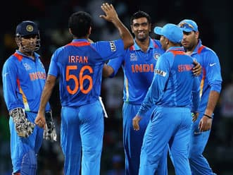 World T20: India practice ahead of their match against Pakistan