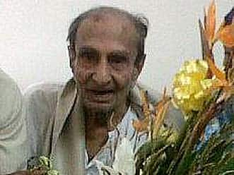 Anandji Dossa — Indian cricket's Grand Old Man, is 96!