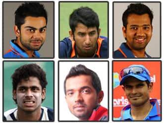 Batsmen who can help India rebuild