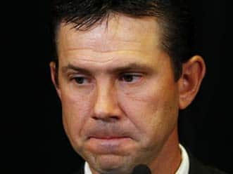 Ponting steps down as Australian captain