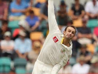 Nathan Lyon could trouble Sachin Tendulkar: Ashley Mallett