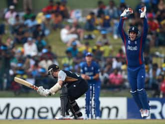 ICC T20 World Cup 2012: England, Sri Lanka fined for slow over-rate