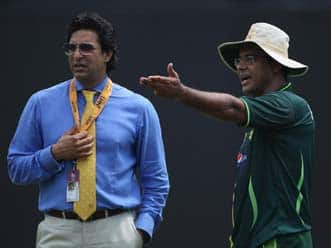 Pakistan should not play quarter final match in India, opines Akram