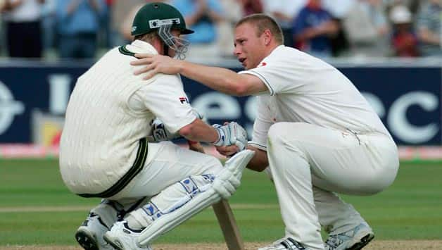 Ashes 2005: Brett Lee and Andrew Flintoff reminisce about thriller Edgbaston Test