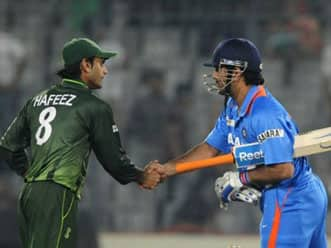 BCCI awaiting government nod for India-Pakistan series