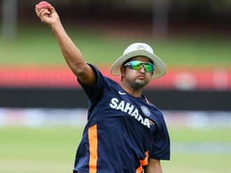 Indian team undergo light training session under Fletcher