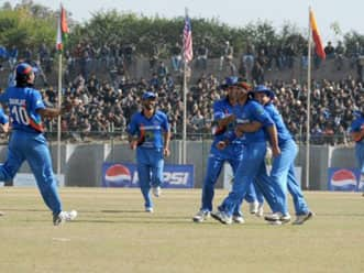 Afghanistan president congratulates team on winning Asia T20 Cup