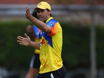 Fleming doesn't want to discuss India coaching job